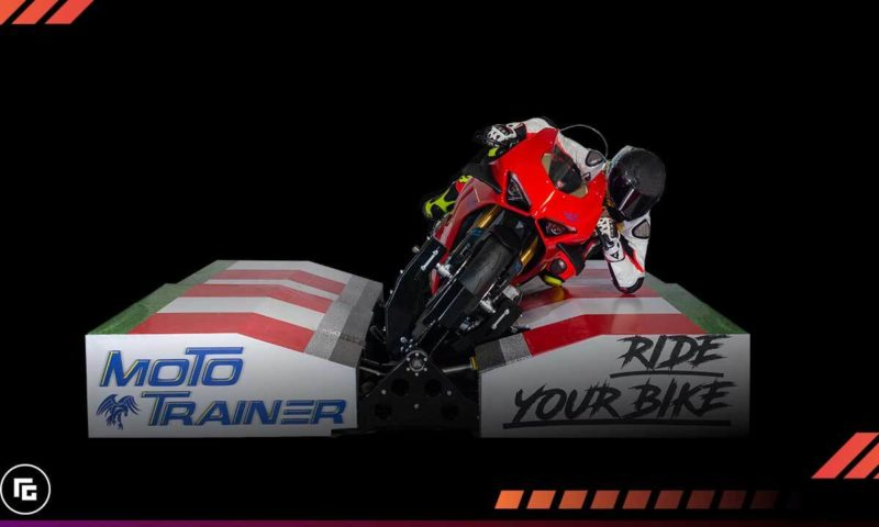 MotoGP partners with Moto Trainer to take sim racing to the next level