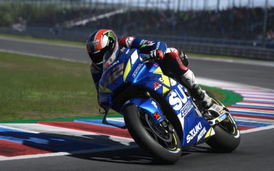MotoGP Partners With Moto Trainer to Bring the Grid to Your Garage